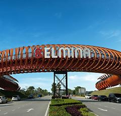 Elmina Iconic Bridge